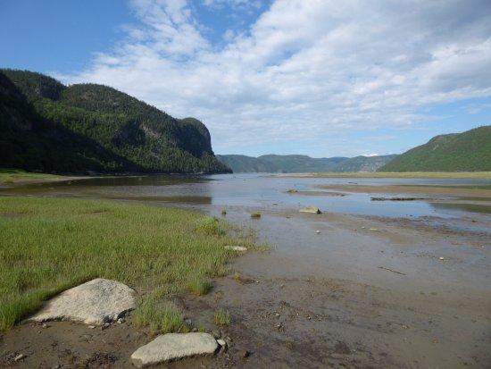 Saguenay, Canadá: Promenade dans le parc naturel