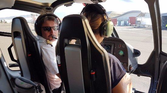 Saint-Gilles-Les-Bains, Réunion: Le pilote...Pas trop mauvais ! HI 3fois