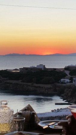 Agios Stefanos, Grécia: View