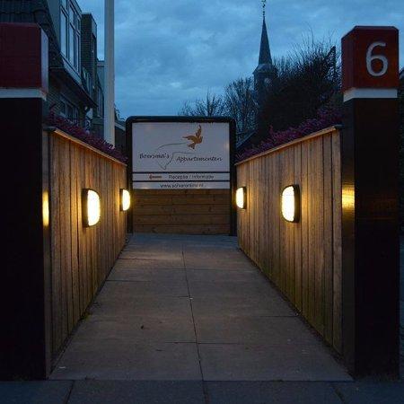 Schiermonnikoog, The Netherlands: Entree