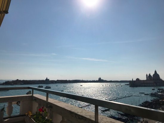 Restaurant Terrazza Danieli: a gorgeous afternoon in Venice
