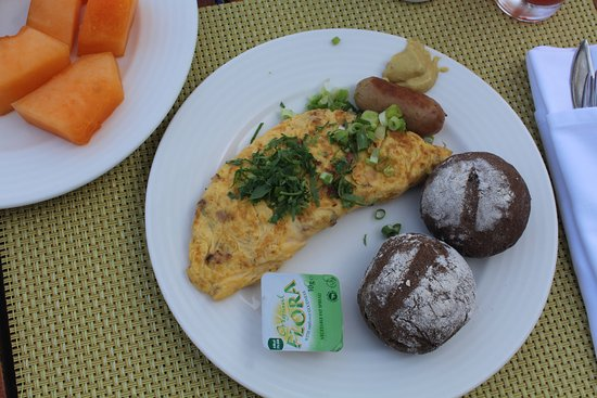 The Cove Rotana Resort Ras Al Khaimah: Breakfast