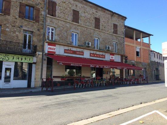 Bozouls, Frankreich: le restaurant