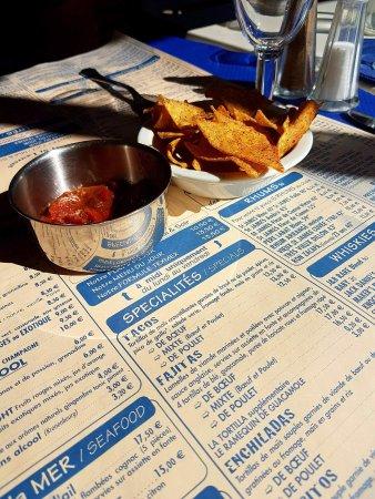 Restaurant Le Ship St Laurent Du Var Carte
