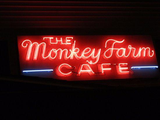 Old Saybrook, CT: Restaurant sign