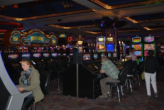 Aquarius Casino Resort, BW Premier Collection: sala da gioco