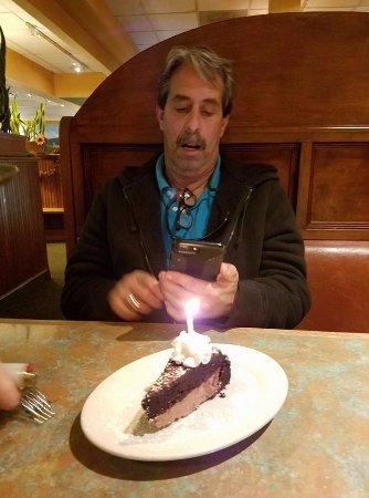 Waterbury, CT: delicious mousse cake