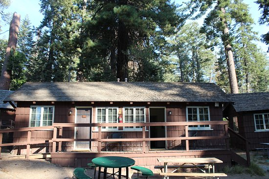 Grant Grove Cabins (Sequoia and Kings Canyon National Park ...