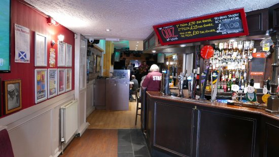 Troon, UK: Drinks available all day long