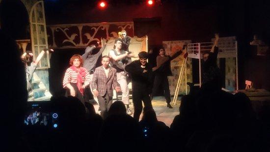 Novosibirsk State Drama Theatre led by Sergei Afanasyev