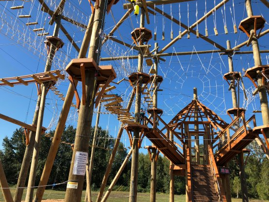 The Waterhouse Center Ropes Course - Challenge Course