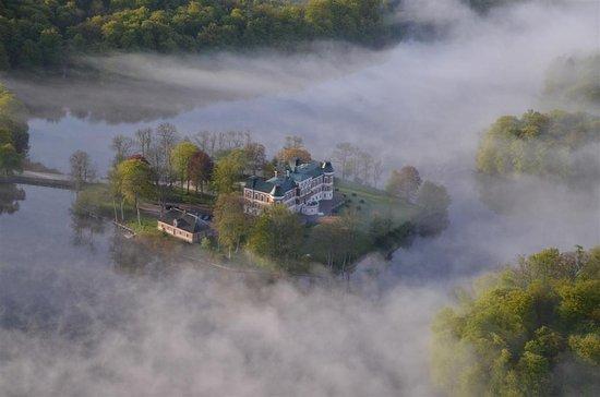 Skania, Szwecja: Pałac Häckeberga, fot. Häckeberga Slott
