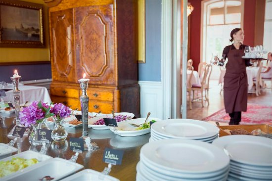 Skania, Szwecja: W Pałacu Sofiero, fot. Carolina Romare