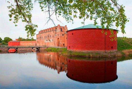 Skåne, Suède : Zamek Malmöhus, fot. Johanna Rylander