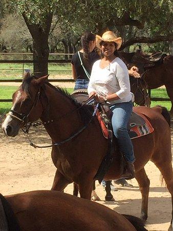 Bandera, TX: Trail ride whether beginner or expert.