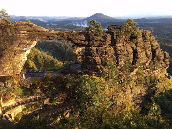 Богемия, Чехия: Pracvicka Gate