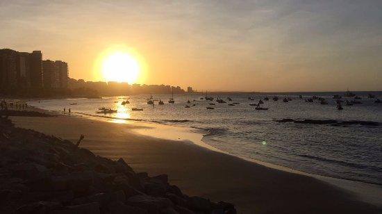 Mercado Do Peixe: O por do sol mais bonito de fortaleza