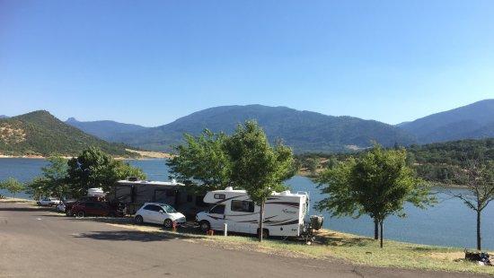 Ashland, Oregon: RV Spot