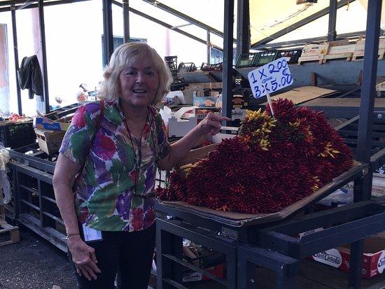 Mercado de Rialto: Pimientos
