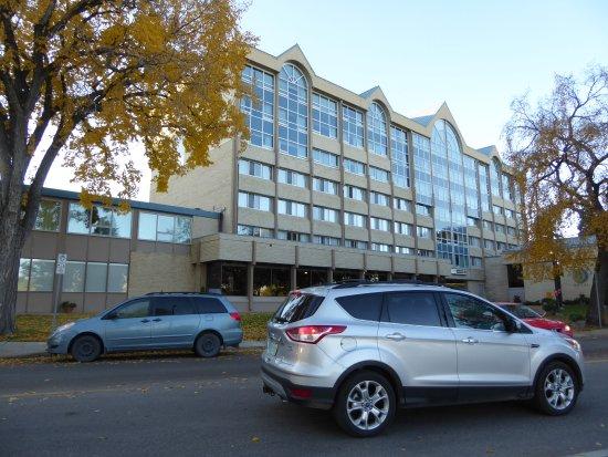 Park Town Hotel Bild