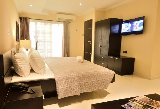 Lekki, Nigeria: Executive room