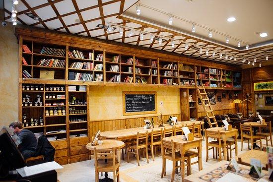Bon Restaurant Place Rouge Moscou
