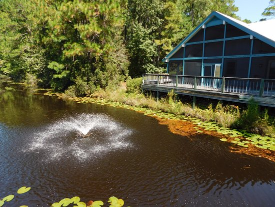 Hardeeville, SC: Visitor center