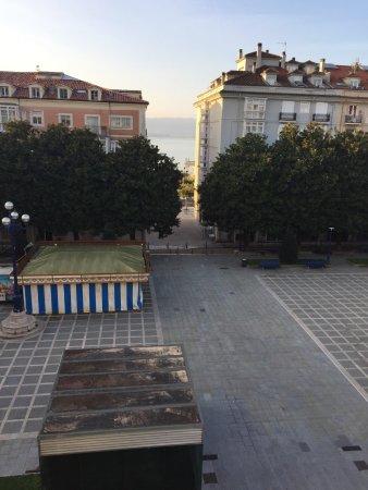 Plaza Pombo B&B: Vista dalla camera