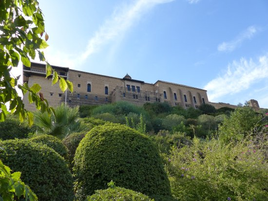 Carmona, Spanyol: View from Swimming Pool area