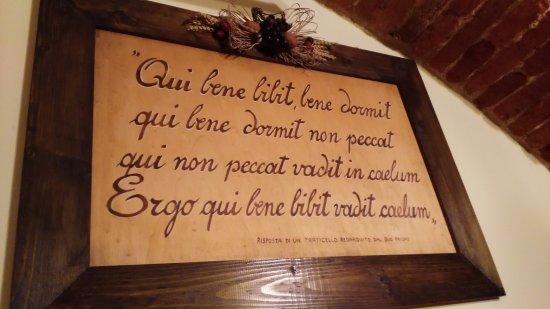 Panicale, Italy: sillogismi