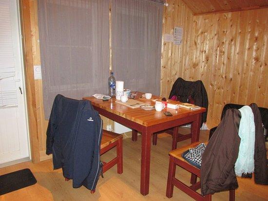 Gudvangen Camping: Sala