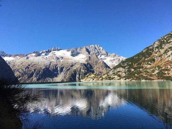 Innertkirchen, Svizzera: Gelmerbahn