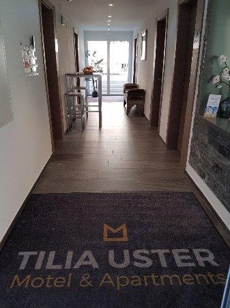 Uster, Suiza: Eingangsbereich