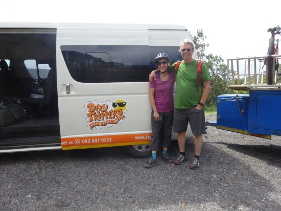 Daytrippers: Thanks for a great day!