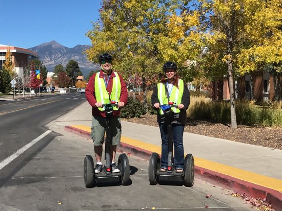 AZ Segway and Pedal Tours
