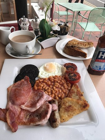 Royal Tunbridge Wells, UK: Best breakfast in tun wells