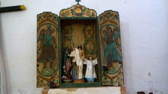 Santa Elena, Mexico: Iglesia