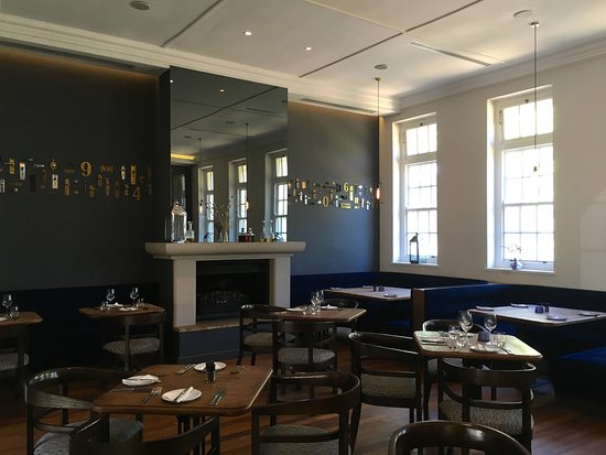 Constantia, South Africa: former tasting room