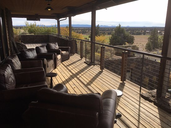 Powell Butte, OR: View from restaurant