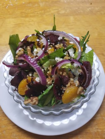 Alton, IL: New to our menu, our Beet Salad