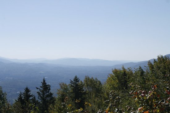 Arlington, VT: Going up Mount Eqiunox