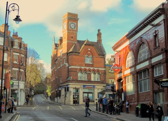 Walking Hampstead Guided Walks