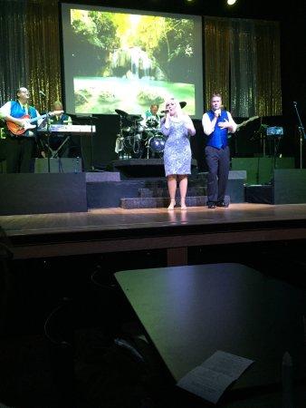 Elkins, WV: Gandy Dancer Theatre and Conference Center