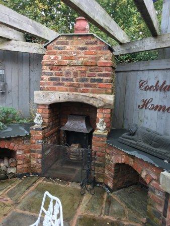Little Budworth, UK: Outside idea...