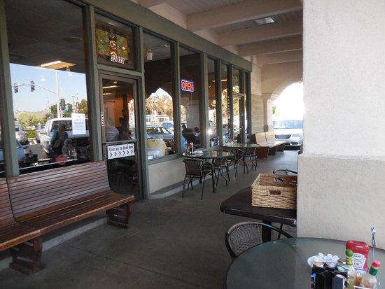 Cafe Capistrano Hours