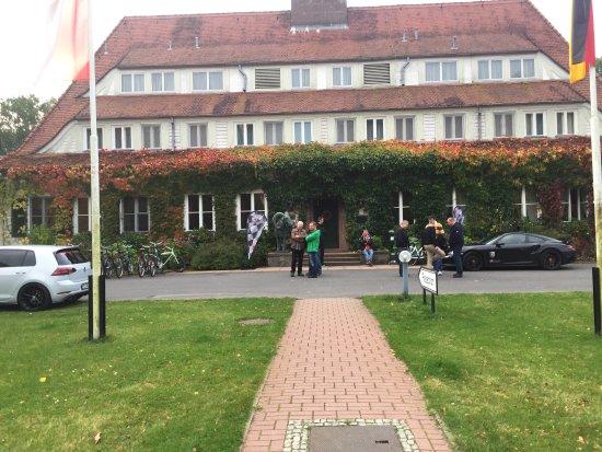 Hotel Döllnsee-Schorfheide: Das Hauptgebäude von Göring erbaut