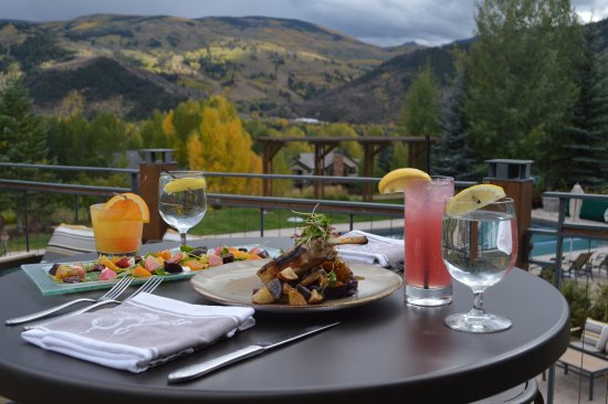 Edwards, โคโลราโด: Nothing like a fall day to take in the colors and tastes of Colorado