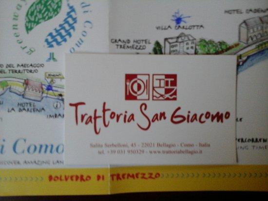Trattoria San Giacomo : 20171011_103227_large.jpg