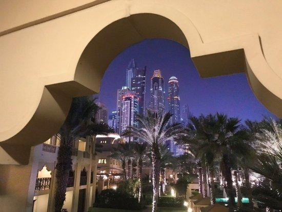 The Palace at One&Only Royal Mirage Dubai: Marina view.