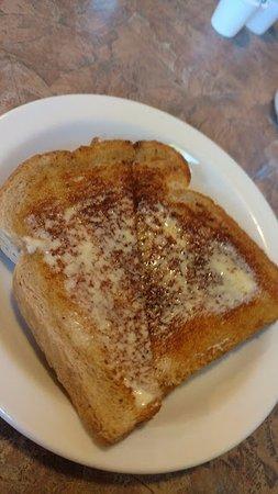 Freeland, วอชิงตัน: toast